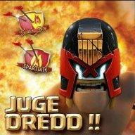Juge Dredd !!